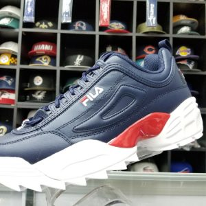 FILA DISRUPTOR BLUE